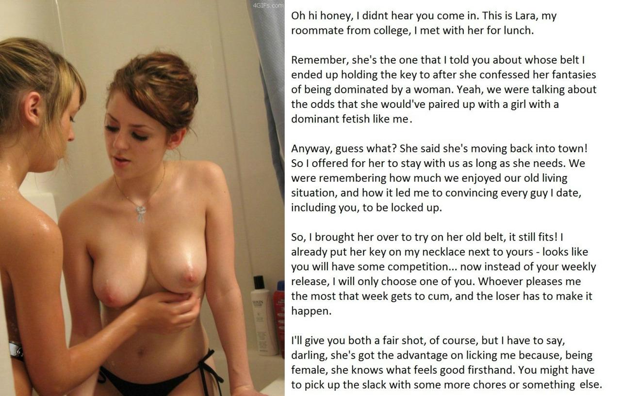 Using orgasm control on husband benefits